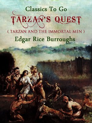 cover image of Tarzan's Quest