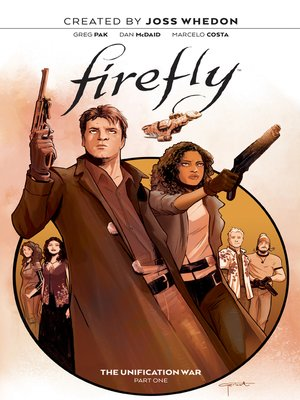 cover image of Firefly, Volume 1