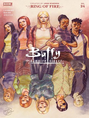 cover image of Buffy the Vampire Slayer (2019), Issue 24