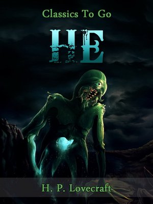 cover image of He