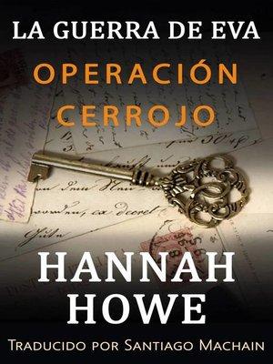 cover image of Operación Cerrojo