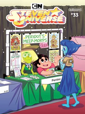 cover image of Steven Universe Ongoing #33