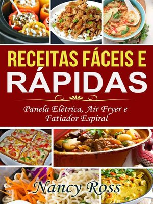 cover image of Receitas Fáceis e Rápidas