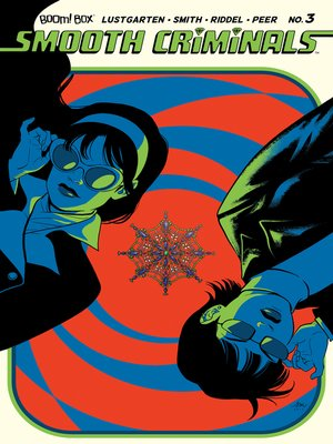cover image of Smooth Criminals, Issue 3