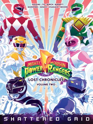 cover image of Mighty Morphin Power Rangers: Lost Chronicles (2018), Volume 2