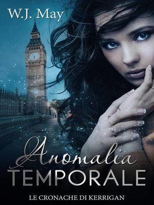 cover image of Anomalia Temporale