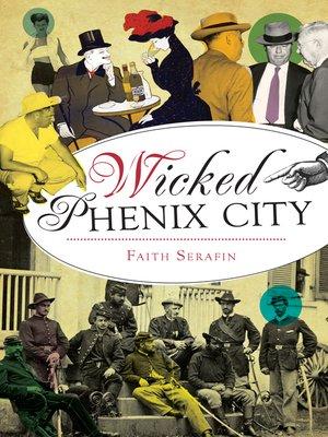 cover image of Wicked Phenix City