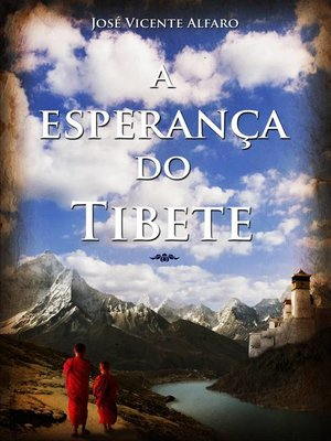 cover image of A Esperança Do Tibete