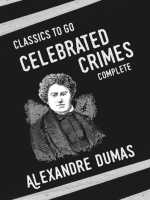 cover image of Celebrated Crimes (complete)