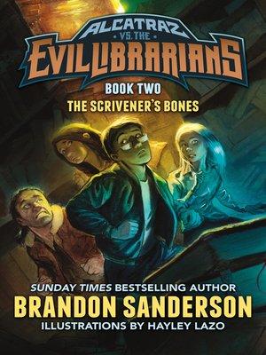 cover image of The Scrivener's Bones