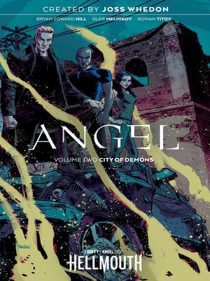cover image of Angel, Volume 2