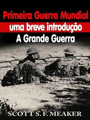 cover image of Primeira Guerra Mundial