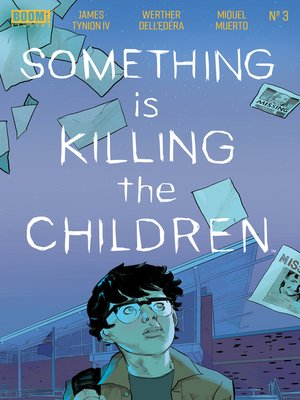 cover image of Something is Killing the Children (2019), Issue 3
