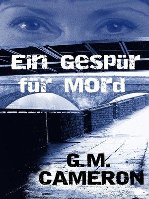 cover image of Ein Gespür für Mord