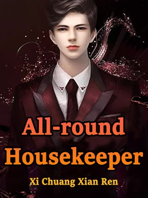 cover image of All-round Housekeeper