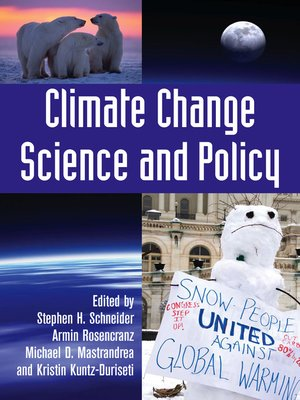cover image of Climate Change Policy