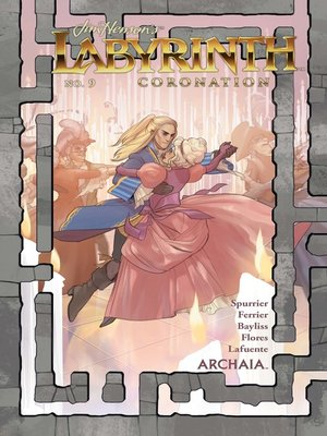 cover image of Jim Henson's Labyrinth: Coronation, Issue 9