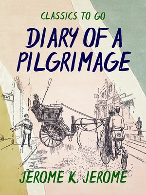 cover image of Diary of a Pilgrimage