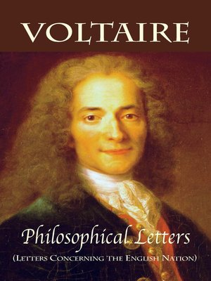 cover image of Philosophical Letters