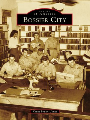 cover image of Bossier City