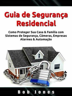 cover image of Guia de Segurança Residencial