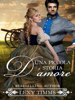 cover image of Una piccola storia d'amore
