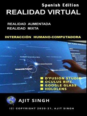 cover image of Realidad Virtual