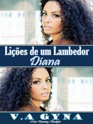 cover image of Lições de um Lambedor--Diana