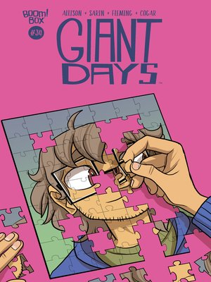 cover image of Giant Days (2015), Issue 34