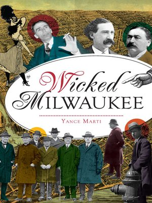 cover image of Wicked Milwaukee