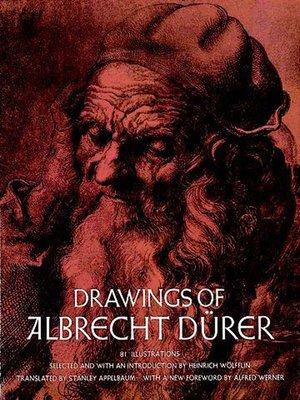 cover image of Drawings of Albrecht Dürer