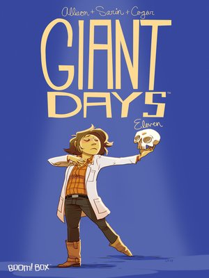 cover image of Giant Days (2015), Issue 11