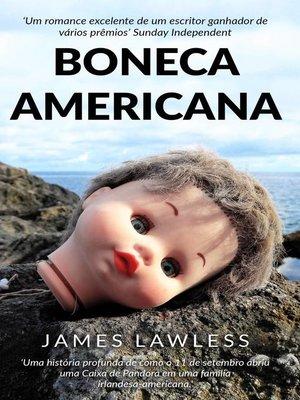 cover image of Boneca Americana