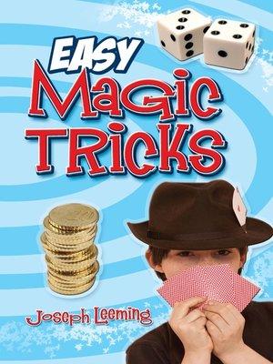 cover image of Easy Magic Tricks