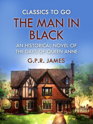cover image of The Man in Black