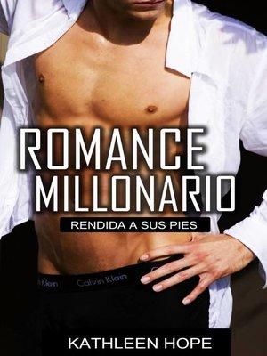cover image of Romance Millonario