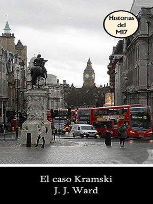 cover image of El caso Kramski
