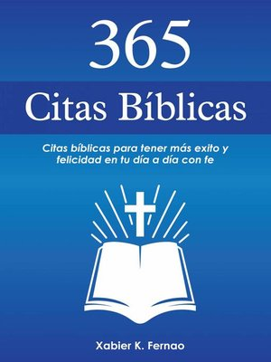 cover image of 365 Citas Bíblicas