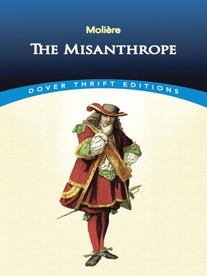 cover image of The Misanthrope
