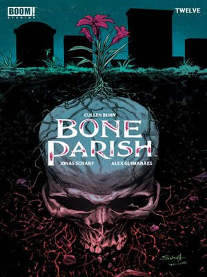 cover image of Bone Parish, Issue 12