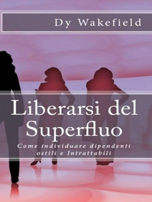 cover image of Liberarsi del Superfluo