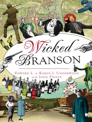 cover image of Wicked Branson