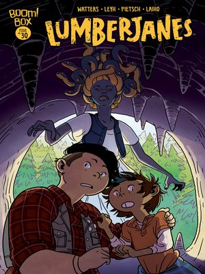 cover image of Lumberjanes #30