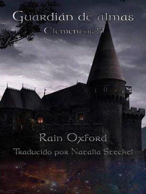 cover image of Guardián de almas
