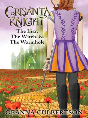 cover image of The Liar, The Witch, & The Wormhole