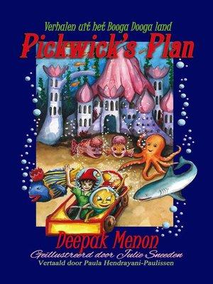 cover image of Verhalen uit het Booga Dooga land--Pickwick's Plan