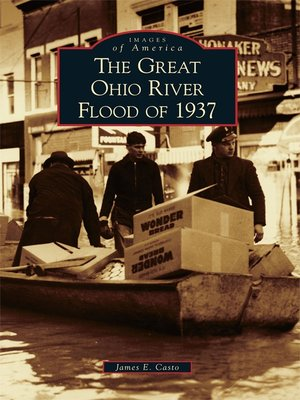 cover image of The Great Ohio River Flood of 1937