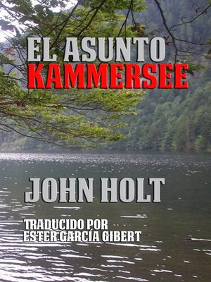cover image of El asunto Kammersee