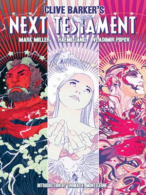 cover image of Clive Barker's Next Testament (2013), Volume 3