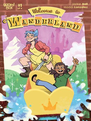 cover image of Welcome to Wanderland (2018), Issue 1
